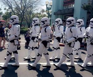 disney world, stormtrooper, and hollywood studios image