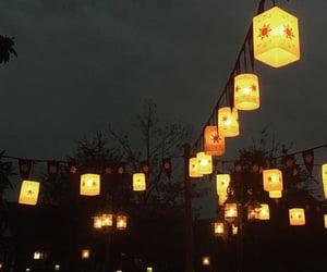 lanterns, tangled, and rapunzel image