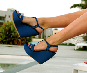 ;), style, and heels image