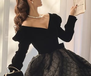 beautiful, blouse, and book image