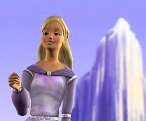 balerina, cartoon, and castle image