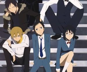 anime, durarara, and cute image