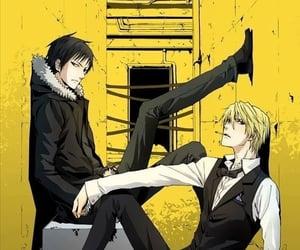 anime, handsome, and durarara image