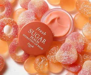 orange and peach image