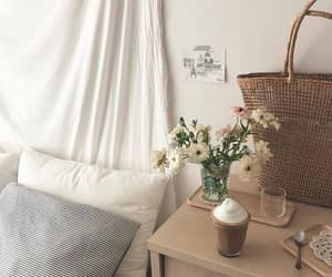 aesthetic, beige, and home image