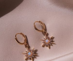 earrings, fashion, and aesthetic image
