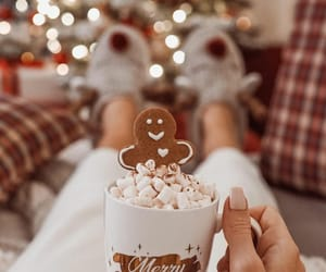 chocolate, december, and fashion image