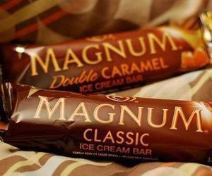 chocolate, classic, and Magnum image