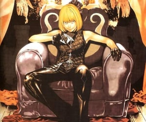 death note, mello, and anime image