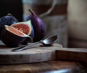 dark, eat, and fig image