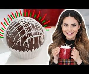 challenge, chocolate, and christmas image