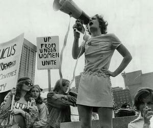 feminism, woman, and feminist image