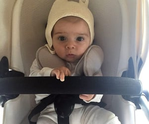 baby, cute, and reign disick image