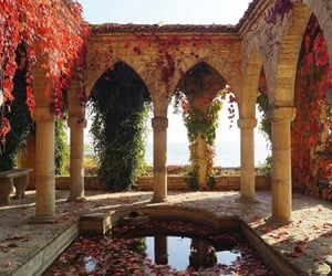 architecture, autumn, and historical image