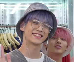 boys, kpop, and smile image