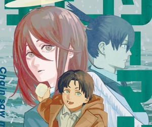 anime, covers, and CSM image
