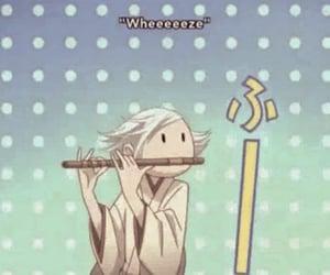 anime, kamisama hajimemashita, and flute image