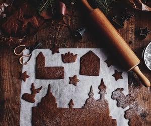 christmas, baking, and home image
