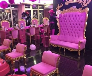 barbie, home decor, and luxurious image