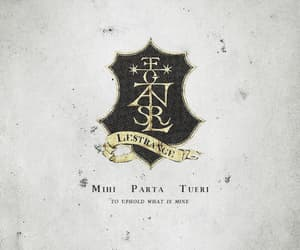 crest, family, and pureblood image