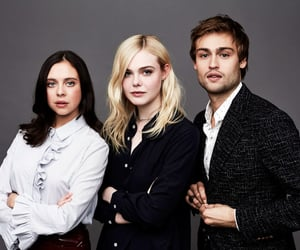 Elle Fanning, maleficent, and douglas booth image