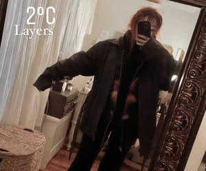blogger, luanna, and mirror selfie image