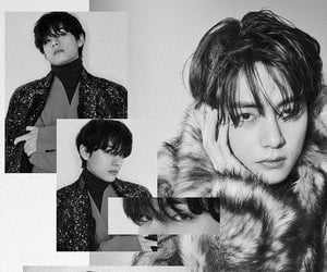 bts, kim taehyung, and archive image