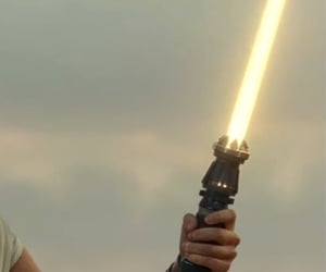 Anakin Skywalker, finn, and force image