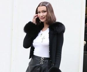 fashion, insta girl, and bella hadid image