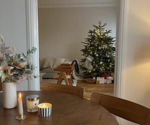 candle, candles, and christmas image