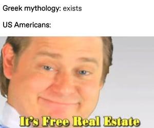 ancient greece, Greece, and greek mythology image