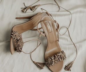 sandals, shoes, and beige image