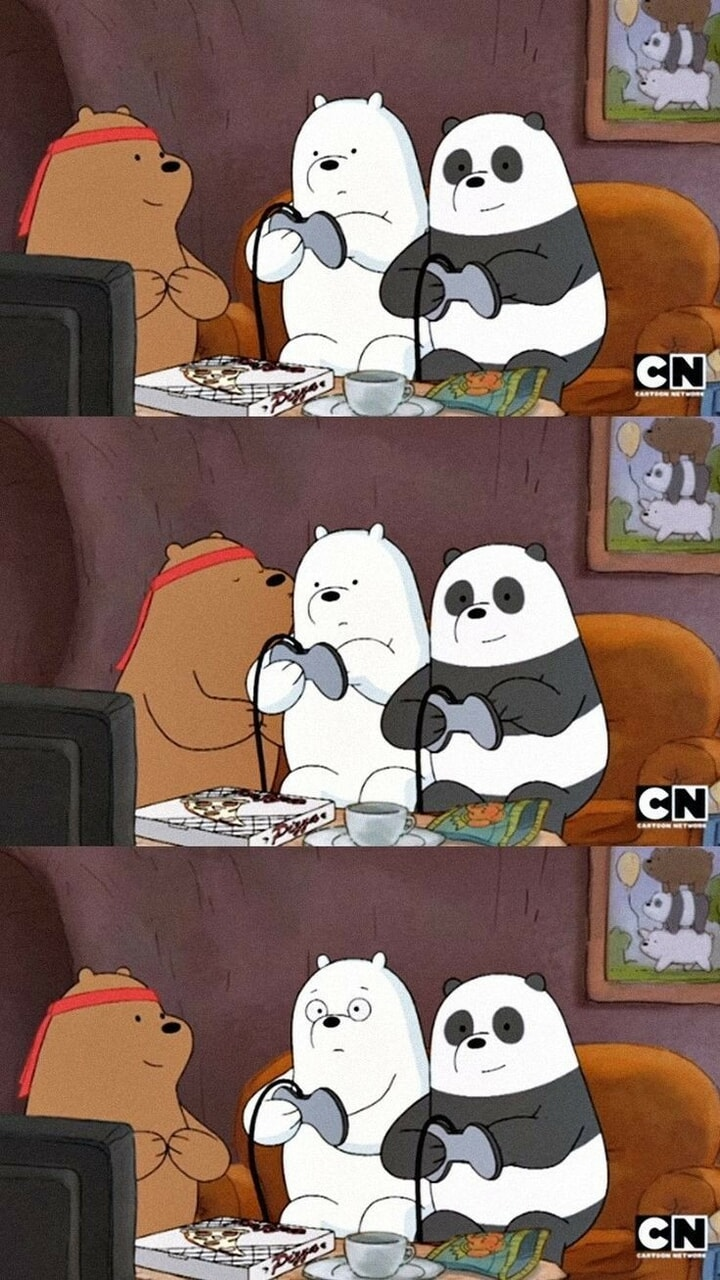 bears, cartoon, and disney image