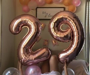 balloon, party, and balloons image