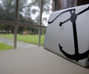 2012, anchor, and apple image