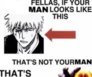 Ichigo, bleach, and meme image