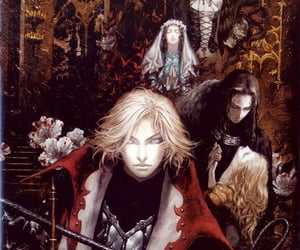 castlevania, Dracula, and japan image