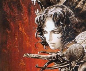 art, castlevania, and Dracula image