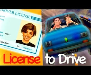 1980s, driving lessons, and puberty image