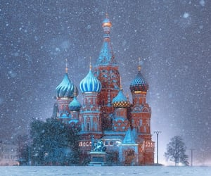 kremlin, moscow, and russia image