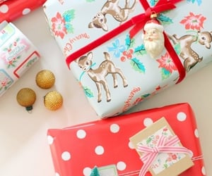 autumn, christmas, and gifts image