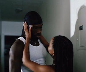 couple, black love, and melanin love image