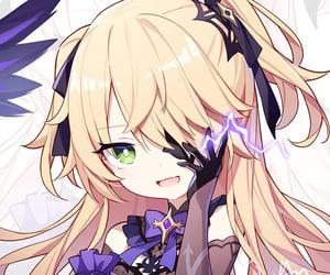 anime and genshin impact image