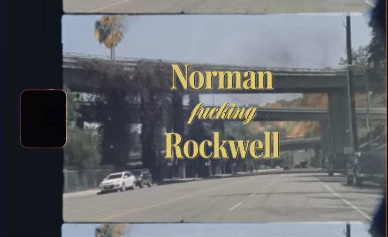 lana, Norman Rockwell, and paradise image