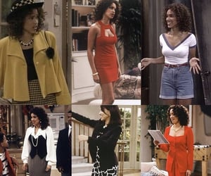 90s, fashion, and hilary image