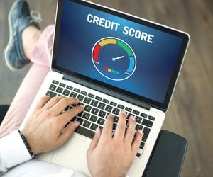 free credit score image