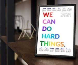 etsy, rainbow print, and kids room art image