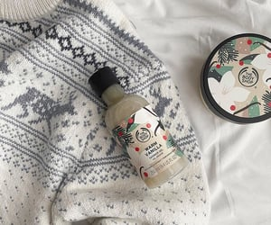 body butter, skincare, and vanilla image