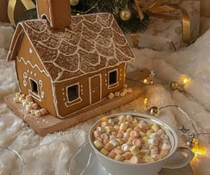 christmas, delicious, and food image