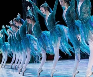 Dancers from the Vaganova Ballet Academy in Russia